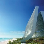 Marina - Beach Towers by Oppenheim Architecture