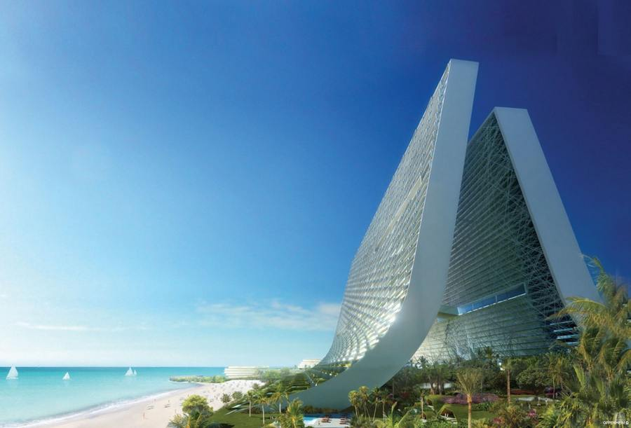 Marina - Beach Towers by Oppenheim Architecture (7)