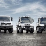 Mercedes-Benz new Unimog