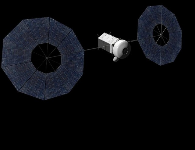NASA's Concept of Asteroid Capture (1)
