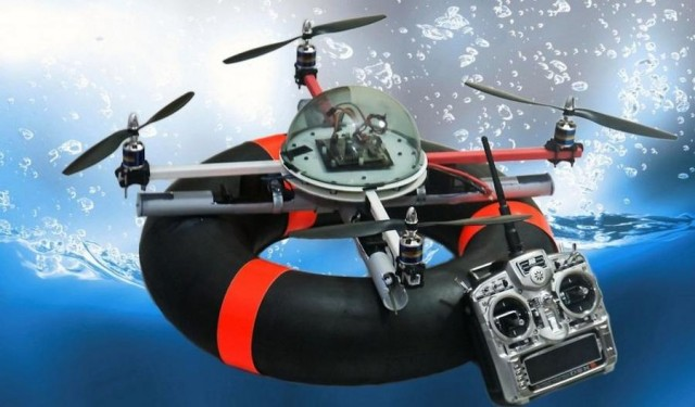 Pars Arial Rescue robot (2)