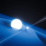 Pulsar takes tests of General Relativity into new terri...
