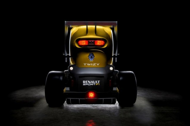Renault Twizy sport F1 electric concept (3)