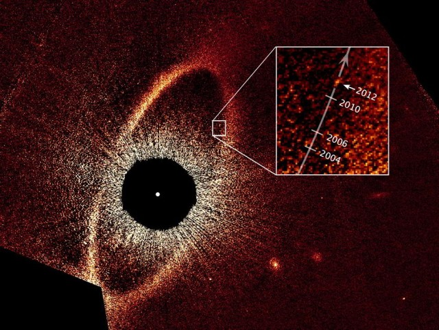 Rogue Planetary Orbit for Fomalhaut b
