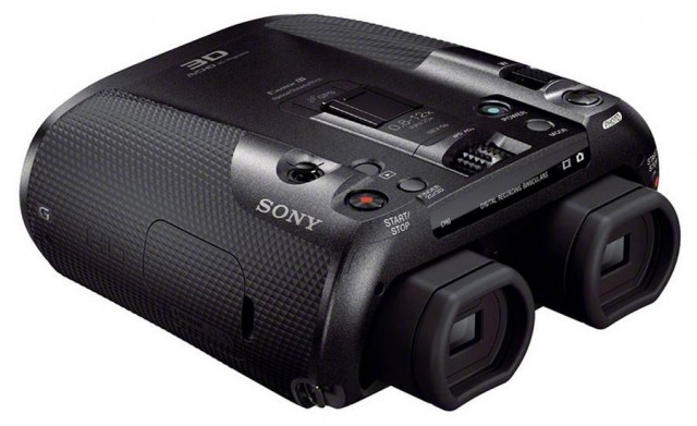 Sony DEV-50V Digital Recording Binoculars