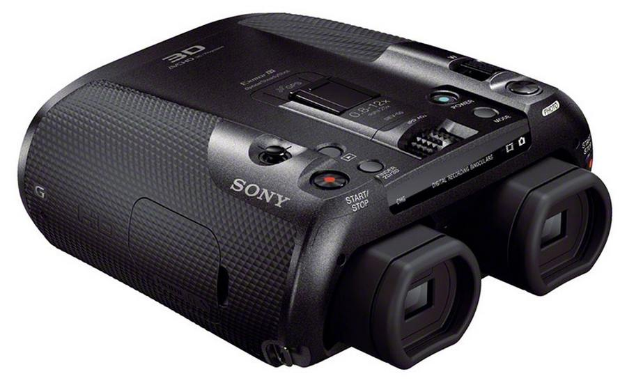 Sony DEV-50V Digital Recording Binoculars (6)