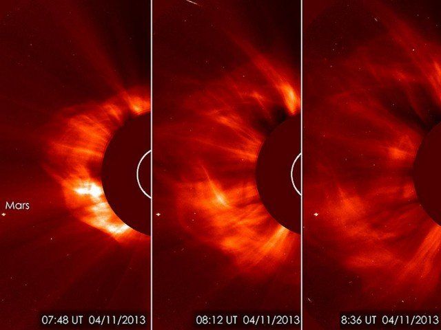 Sun's Most Powerful Solar Flare of the Year (3)