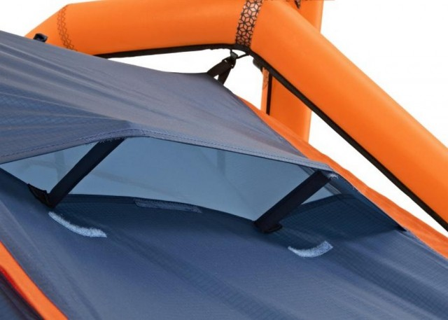 The Wedge Inflatable Tent (2)