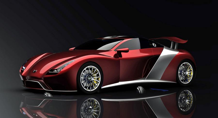 Weber Sportcar The World S Fastest Supercar Wordlesstech