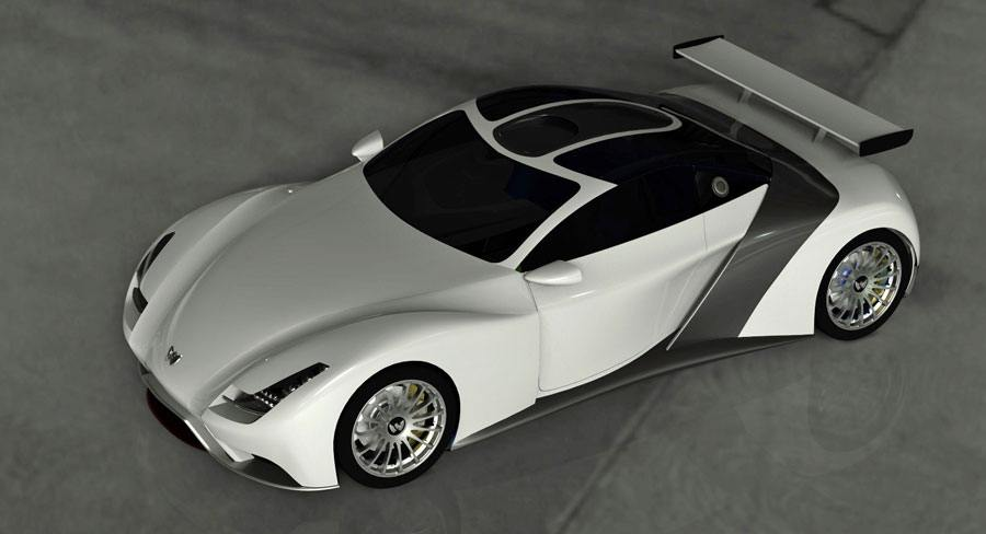 The Fastest Car In The World 2015 >> Weber Sportcar the world's fastest supercar | wordlessTech