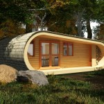 Wooden house Eco Perch