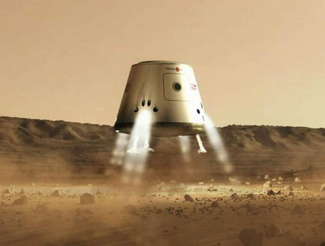 78,000 applications for One-Way trip to Mars