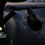 Air Refueling at night