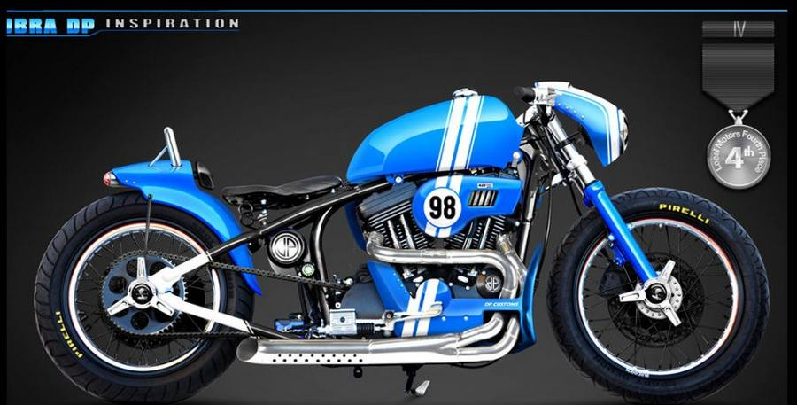motorcycle design on - photo #2