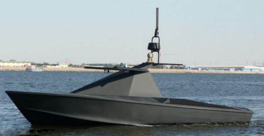 eclipse stealth drone boat set to hunt pirates wordlesstech