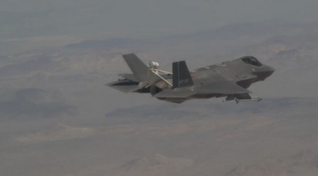 F-35 Stalls flight tests