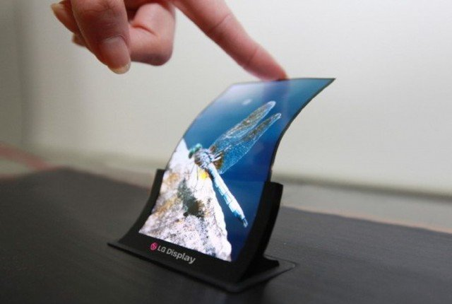LG to demo flexible and unbreakable OLED panel