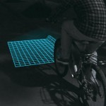 Lumigrids LED projector for bicycles