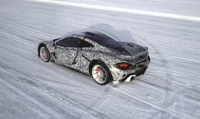 McLaren P1 tested to extremes (3)