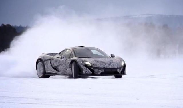McLaren P1 tested to extremes (2)