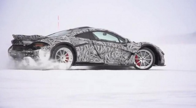 McLaren P1 tested to extremes (1)