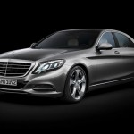 Mercedes-Benz S-Class 2014 officially revealed