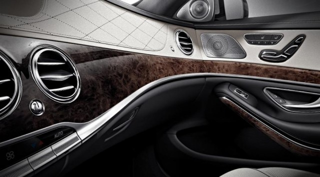 Mercedes-Benz S-Class 2014 officially revealed (4)