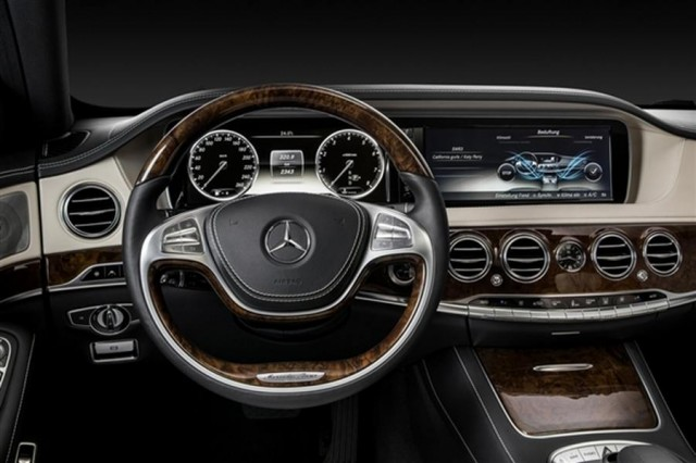 Mercedes-Benz S-Class 2014 officially revealed (2)