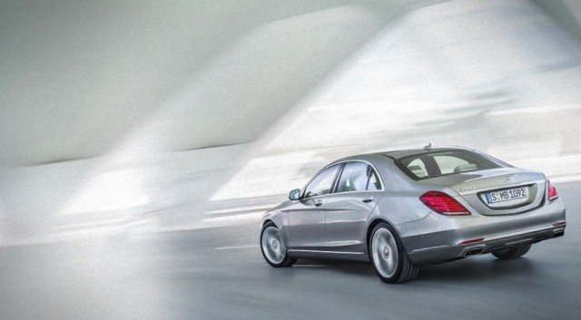 Mercedes-Benz S-Class 2014 officially revealed (10)