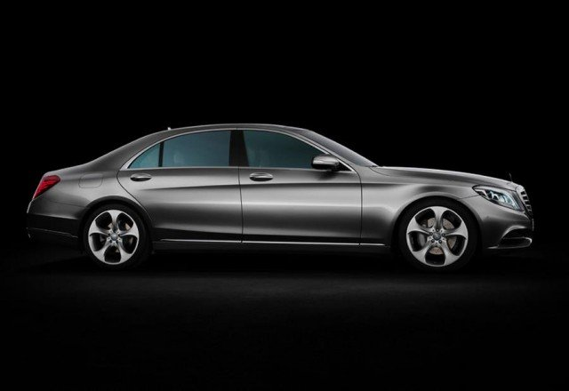 Mercedes-Benz S-Class 2014 officially revealed (7)