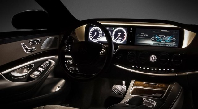 Mercedes-Benz S-Class 2014 officially revealed (6)