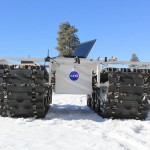 NASA Rover Grover set to Explore Greenland Ice Sheet