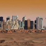 New York City on Mars