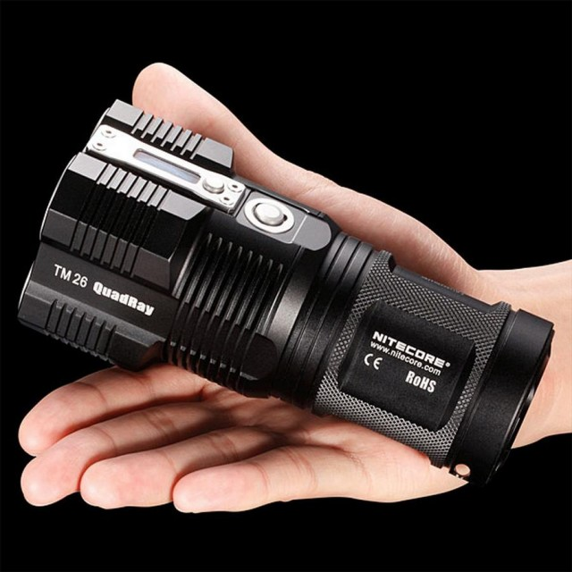 NiteCore Tiny Monster Flashlight (6)