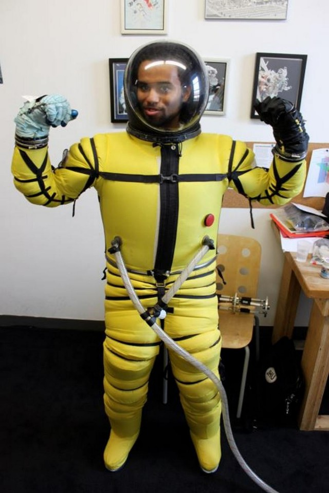RL Mark VI revolutionary Space Diving suit