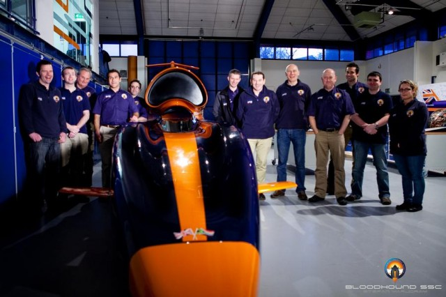 Rolls-Royce backs Bloodhound (3)