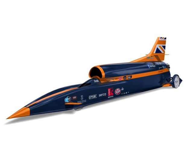 Rolls-Royce backs Bloodhound (2)