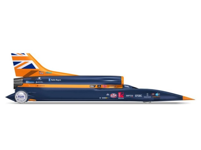 Rolls-Royce backs Bloodhound (1)