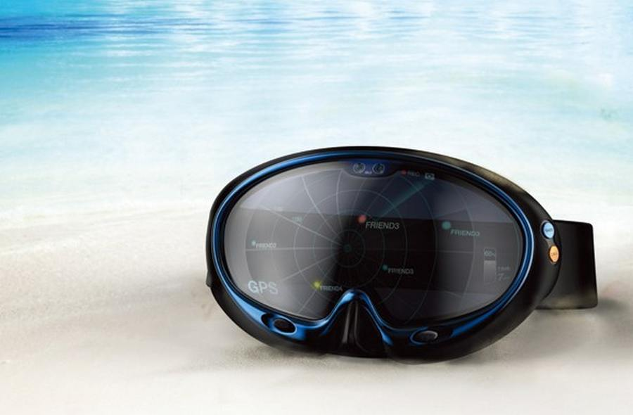 Smart Swimming Goggles (5)