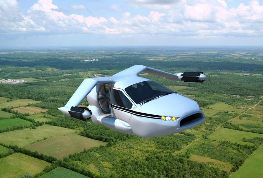 Terrafugia the World's first Flying Car 3