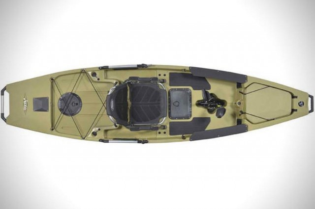 The Hobie Mirage Pro Fishing Kayak