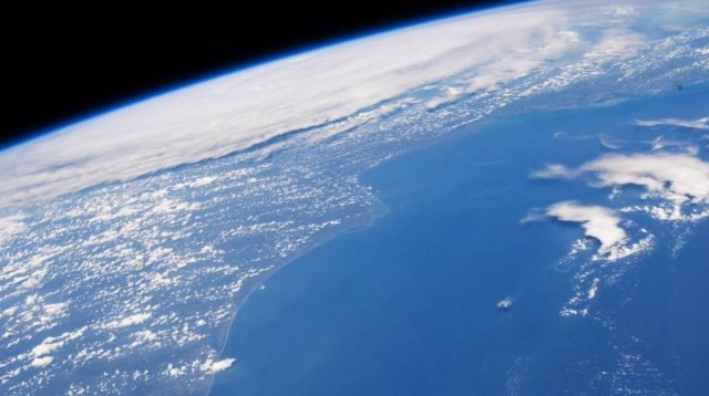 Time Lapse - Earth from ISS