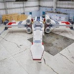 World's Largest Lego Model X-Wing (4)