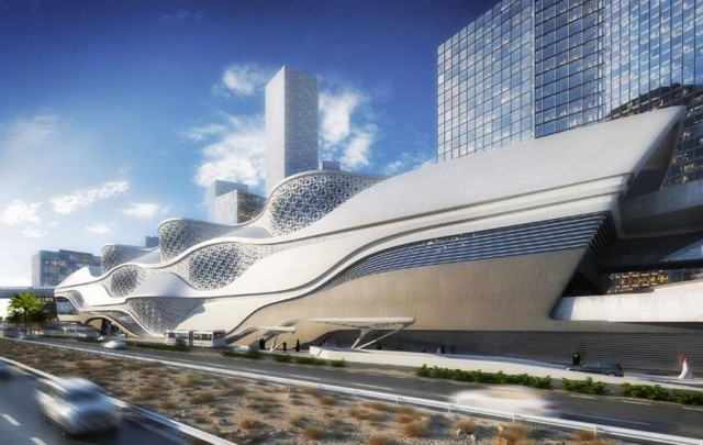 Zaha Hadid wins competition for Riyadh Metro Station