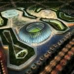 2022 FIFA World Cup Stadium by Zaha Hadid - AECOM