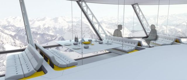 Aether luxury cruise airship concept by Mac Byers (6)