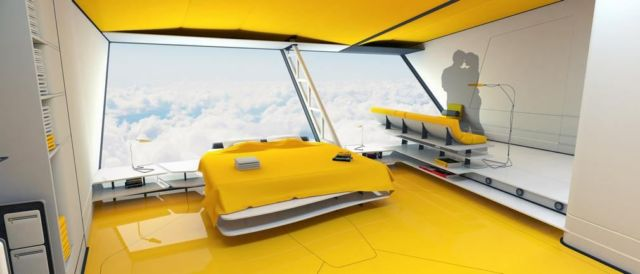 Aether luxury cruise airship concept by Mac Byers (2)