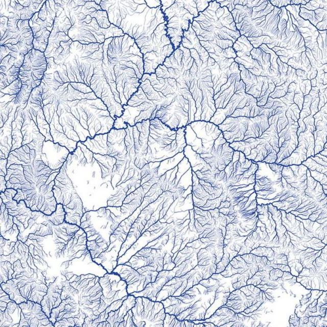 All of the rivers in USA 1