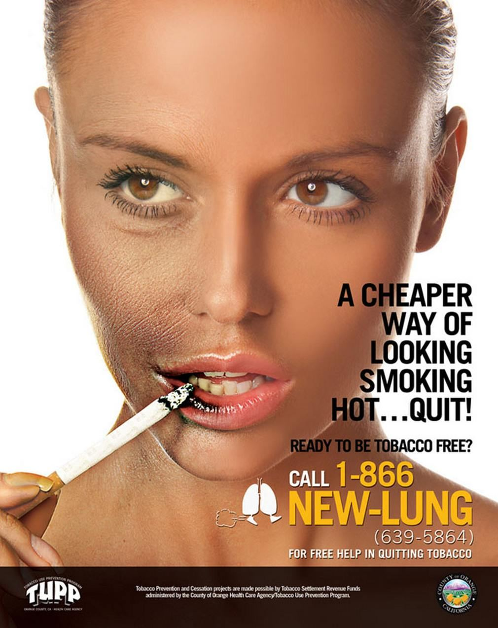 anti smoking ad essay Read anti smoking free essay and over 88,000 other research documents anti smoking about 50 million people in the united states alone currently smoke a total of 570.