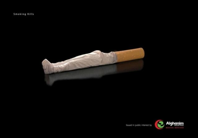 Anti Smoking Advertisements (9)